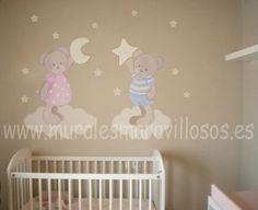 Decoración infantil y murales pintados en paredes lisas, gotelé y otras texturas. Toda España. Habitaciones infantiles superoriginales. www.muralesmaravillosos.es
