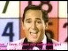 """Neil Sedaka - """"Calender Girl"""" (Lyrics on Screen)"""