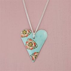 Recycled Fashion: Kate Hamilton-Hunter Studio Biscuit Tin Jewellery