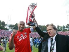 SPORTS And More: #SLBenfica Jorge Jesus 5 yrs at #Benfica 7 titles ...