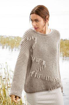 Lana Grossa PULLI Cool Wool Alpaca/Splendid - FILATI CLASSICI No. 11 - Modell 30 | FILATI.cc WebShop