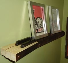 Small Shelf Recycled from 5 Piano Keys by martahansen on Etsy, $40.00 Upcycled Piano by The Piano Gal Shop http://thepianogalshop.com