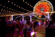 Coachella Desert party scene continues to grow around festival Neon Carnival, Party Scene, Coachella Valley, Deserts, Fair Grounds, Concert, Music, Travel, Musica