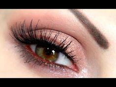 Makeup occhi castano verdi naturale - VideoTrucco
