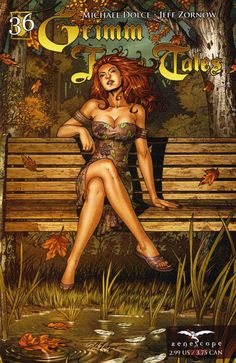 Grimm Fairy Tales #36 - The Ugly Duckling Part 2 (Issue)