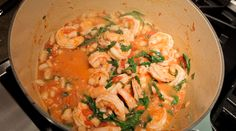 Stewy Shrimp with Tomatoes and White Beans : Recipes : do it Delicious ...
