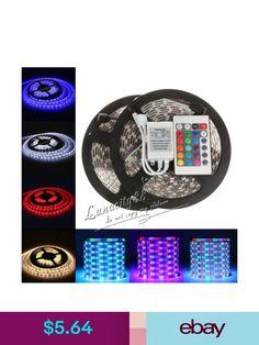 Black pcb led strip 5050dc12vblack pcb boardip65 waterproof60led led light strips ebay home garden aloadofball Choice Image