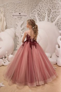 Dream/_mimi Baby Girls Long Sleeve Floral Print Lace Trim Princess Dress+Backpack Set