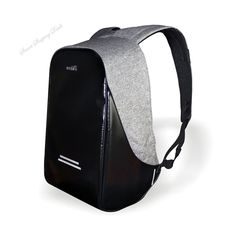 Anti Theft Backpack Business Laptop Bag With USB Charging Port School Bag Travel #AntiTheftBackpack #LaptopBag