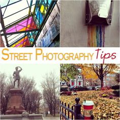 Tips for Street Photography!