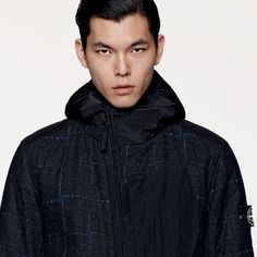 6515 Stone Island_ AW '016 '017_ SI House Check By Dormeuil/ Nylon Metal With Primaloft® Insulation Technology  http://www.stoneisland.com/gallery/index?section=stone_island_housecheck&mm=269&season=secondary