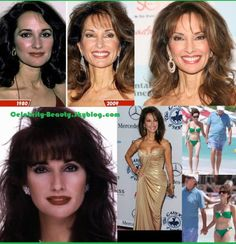 Susan Lucci = Who cares, she's always been gorgeous!!!!!!!!!!!!!!