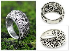 http://unique-gifts.novica.com/womens/jewelry/sterling-silver-dome-ring-temple/192925/