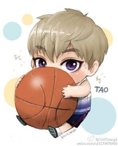 Tao from EXO 0.0 toooooo cute