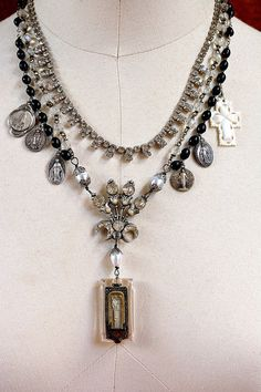 Sacred Life by thevintagerevivals on Etsy, $253.00