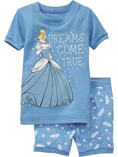 Disney&#169 Cinderella PJ Sets for Baby