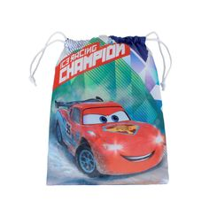 Cerdá 2100000169 Small Snack Bag, Cars Design, Multi-Coloured