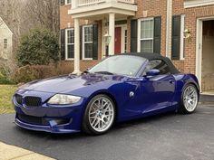 Bmw Sports Car, Bmw Z4 Roadster, Bmw Z4 M, Alfa Romeo Cars, Bmw Series, My Dream Car, Dream Cars, Bmw Motorcycles, Honda Cb