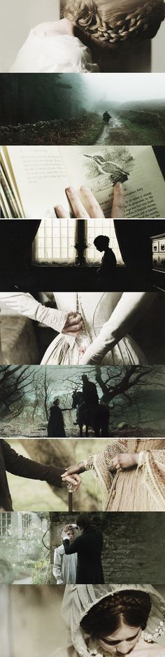 I can see in you the glance of a curious sort of bird through the close-set bars of a cage, a vivid, restless, captive. Were it but free, it would soar, cloud high. #janeeyre