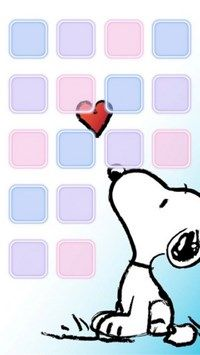 iPhone 5S wallpapers Snoopy