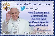 Imágenes de Cecill: ♥Frases Papa Francisco # 7