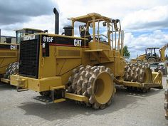 Heavy Equipment I ran this machine for 14 yrs? Loved it!!!