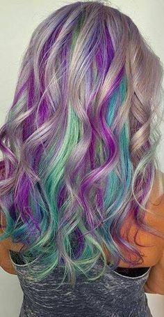 Colorful Hair