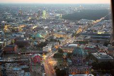 Berlin view.