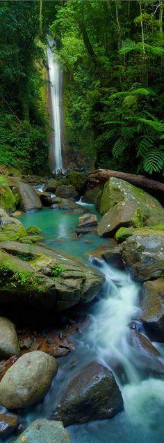 Casaroro Falls, Negros Oriental, Philippines
