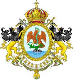 stemma dell'Impero del Messico