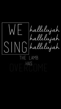 |Hallelujah|