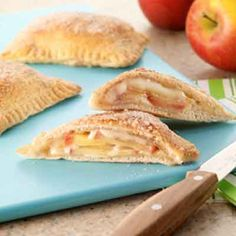 A delicious breakfast or snack on the go. Apples and cheese with just a hint of cinnamon make this a snack kids and adults will love.