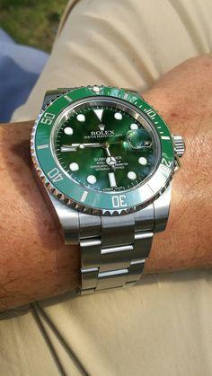 Rolex Submariner Hulk More