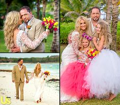 Pretty sure this very close to my dream dress! Jason Aldean and Brittany Kerr's Wedding Album