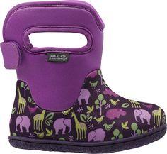 51c7f7a37a30 Baby Bogs Classic Animals All Season Waterproof Boot - Purple Multi Obuv