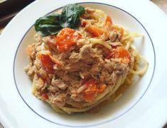 Spaghetti tonno e pomodoro  • Piatto semplice e veloce ma anche molto gustoso.
