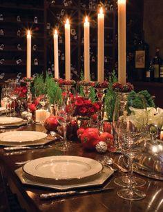 Vintage Winter or Christmas Wedding