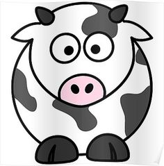 Cute Cartoon Animal Coloring Pages - Cute Cartoon Animal Coloring Pages , Cute Baby Panda Coloring Pages Panda Coloring Pages, Farm Animal Coloring Pages, Coloring Books, Coloring Sheets, Colouring, Cartoon Cow, Cute Cartoon Animals, Cute Animals, Baby Flash Cards