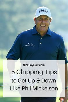 5 Chipping Tips to Be Like Phil Mickleson. 5 Killer Golf Chipping Tips to Improve Your Golf Game. Chipping golf chipping tips Golf Gadgets, Golf Chipping Tips, Phil Mickelson, Golf Putting Tips, Golf Videos, Best Golf Courses, Golf Instruction, Golf Exercises, Golf Tips For Beginners