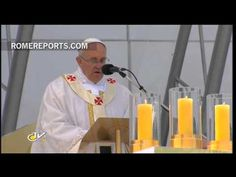 Pope's WYD Homily: 'Go, do not be afraid, and serve'