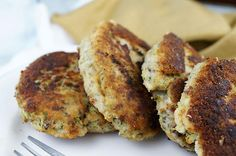 Grazed and Enthused | Mediterranean Broccoli Cakes {Paleo/AIP/Whole30/21dsd}