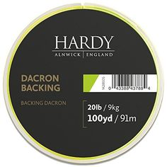 Drennan Carp Dacron Hooklink 15lb Weedy Green