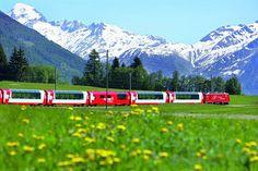Conheça 7 rotas turísticas para você fazer de trem na Europa | Guia Viajar Melhor