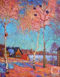 Shubnikov Pavel.  At the end of the village