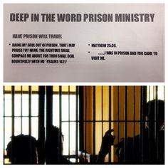 Visiting the prisoner