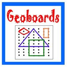 GEOBOARDS! I remember these when I was a child!