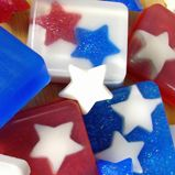 Easy 4th of July Stars