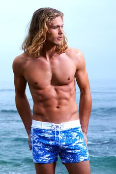 3821088b5b 31 Best Stylish Men's Swimwear images in 2017 | Surf shorts, Bathing ...