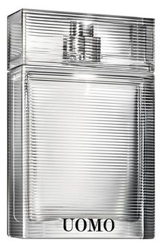 Ermenegildo Zegna 'UOMO' Eau de Toilette. A passionate scent with the zest of exclusive Zegna bergamot, sparked by Violettyne Captive, and the warmth of vetiver and cedarwood.