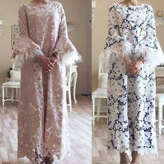 We can make last 2 pieces of this dress with discount price 950 Aed . Arab Fashion, Islamic Fashion, Fashion Line, Vogue Fashion, Muslim Fashion, Modest Fashion, African Fashion, Fashion Dresses, Mode Abaya